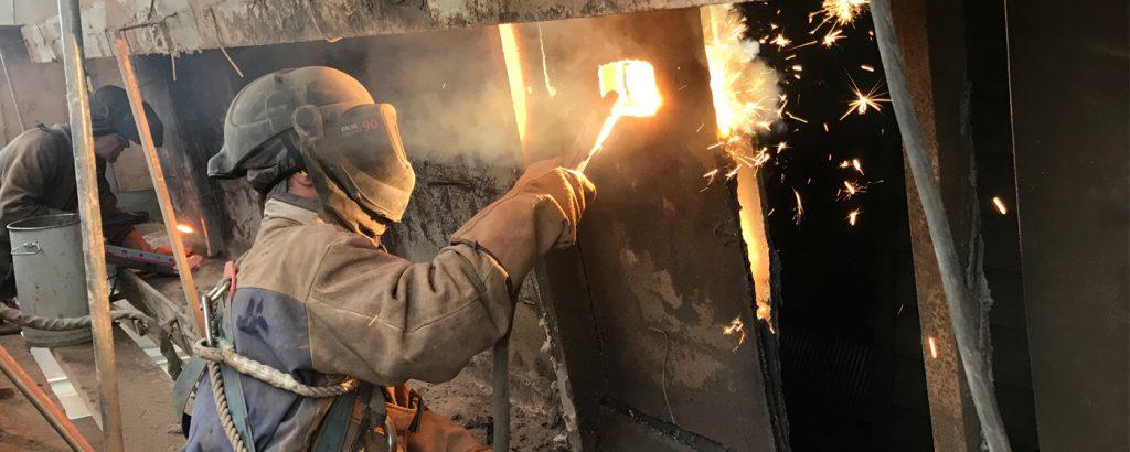 Piping – Boilermaking